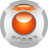 Radio Lizenzfreie Stockbilder