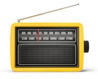 Radio stock illustratie