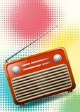 radio illustrazione di stock