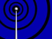 radio vektor illustrationer