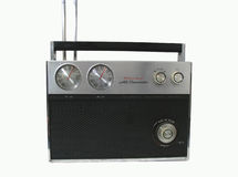 radio 70 fotografia stock