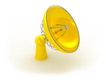 Radio-aéreo ilustración del vector