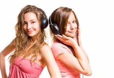 Radio adolescente. Fotos de archivo libres de regalías