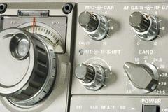 Radio aficionada imagenes de archivo