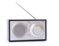 Radio aislada Imagen de archivo libre de regalías