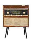 Radio ancienne photographie stock