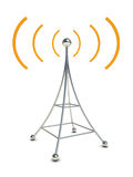 Radio antenna Stock Photography