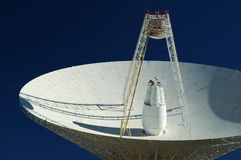 Radio Antenna Dish. Close-up. Canberra Deep Space Communication Complex, ACT, Australia stock images