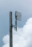 Radio antenna. Stock Photo