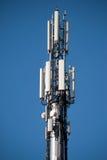 Radio antennas Royalty Free Stock Photo