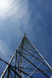 Radio antenne Stock Foto's