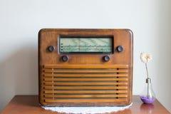 Radio antica fotografia stock libera da diritti
