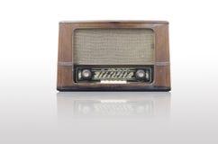 Radio antigua Foto de archivo libre de regalías