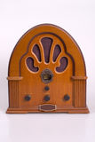 Radio antique 5 photo libre de droits