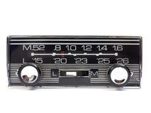 Radio auto Stock Foto