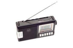 Radio avec l'antenne Photographie stock libre de droits