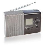 Radio avec le chemin de découpage Photo stock