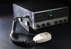 Radio bidireccional Imágenes de archivo libres de regalías