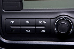 Radio car Stock Photos