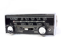 Radio car Royalty Free Stock Image