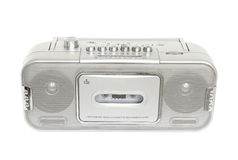 Radio cassette tape Royalty Free Stock Images