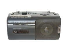 Radio cassette tape Stock Image