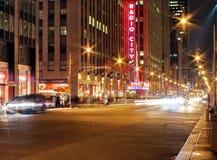 Free Radio City Music Hall. Royalty Free Stock Photos - 17639058