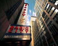 Free Radio City Music Hall Stock Photos - 22291583