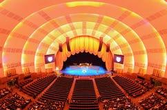 Radio City Music Hall Royalty Free Stock Photos