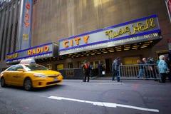 Free Radio City Music Hall Royalty Free Stock Photos - 27918418