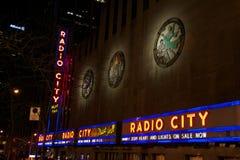 Radio City Royalty Free Stock Photography