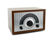 Radio classique neuve Photo libre de droits