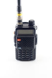 Radio communication. For communicate in the Agencies Royalty Free Stock Image
