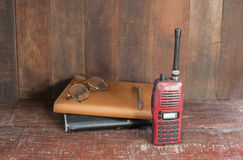 Radio communication Stock Images