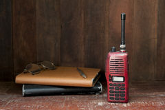 Radio communication Royalty Free Stock Photography