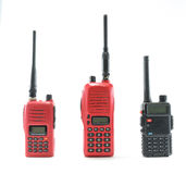 Radio communication Stock Photography