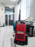 Radio communication Royalty Free Stock Photos