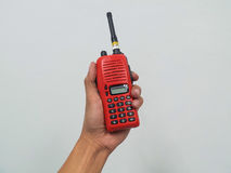 Radio communication Royalty Free Stock Image