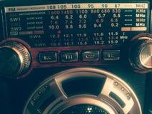 Radio compacta Foto de archivo libre de regalías