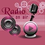 Radio concept Stock Image
