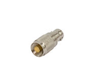 Radio  connector on white isolate Royalty Free Stock Images