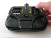 Radio control Stock Images