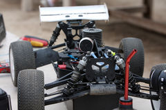 Radio control car Stock Images