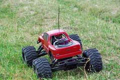 Radio control monster truck Royalty Free Stock Photos