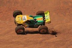 Radio control racing Stock Photo