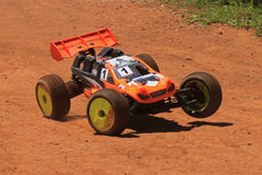 Radio control racing Royalty Free Stock Images
