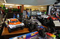 Radio control toys Stock Image