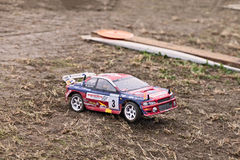 Radio controlled baggy Royalty Free Stock Photos