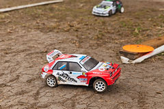 Radio controlled baggy Royalty Free Stock Images