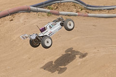 Radio controlled buggy Stock Photo